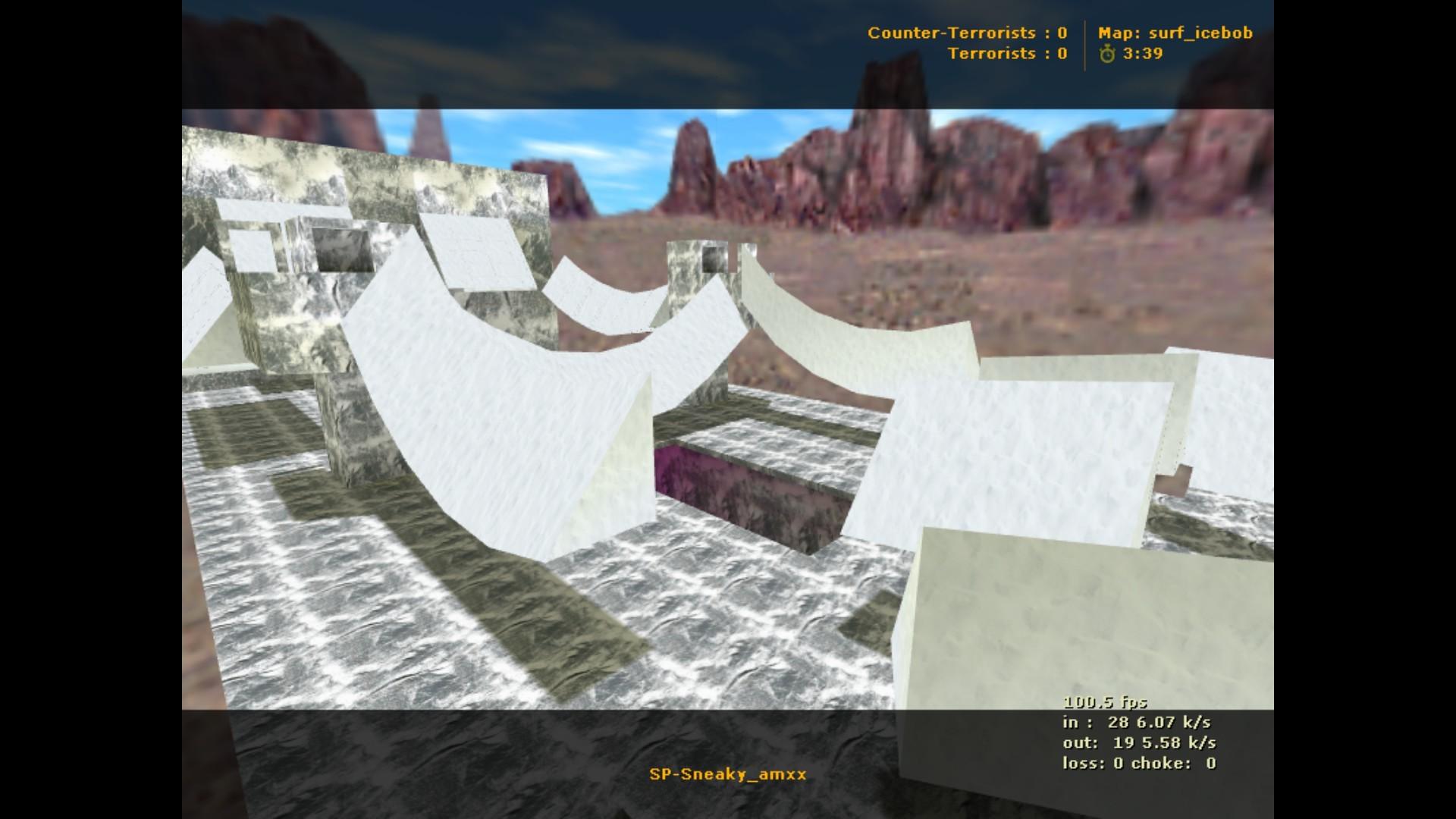 دانلود مپ سورف surf_icebob برای کانتر استریک 1.6