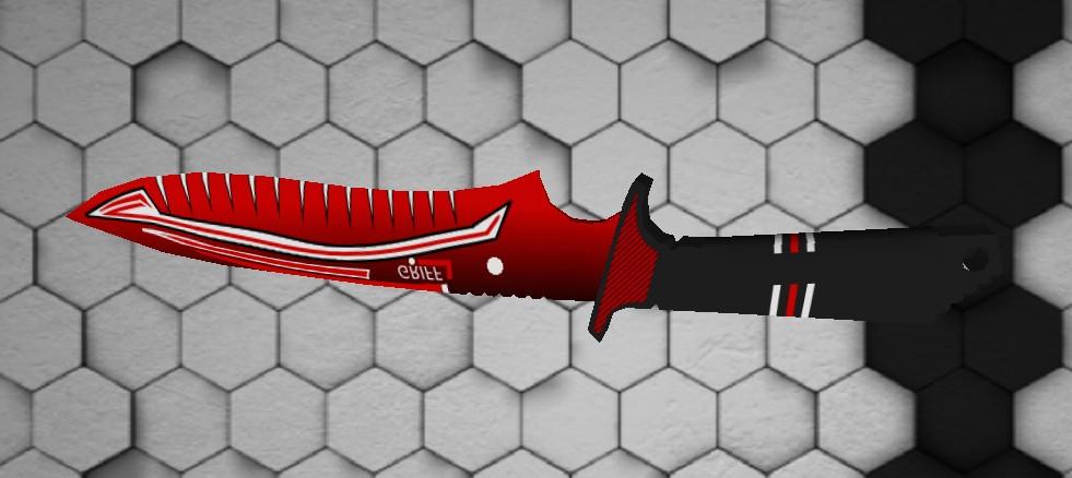 دانلود اسکین نایف Knife|griff برای کانتر استریک 1.6