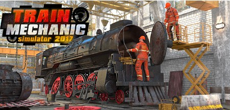دانلود بازی Train Mechanic Simulator 2017