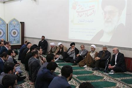قاضی سراج در دیدار نوروزی با مدیران و کارکنان سازمان بازرسی: