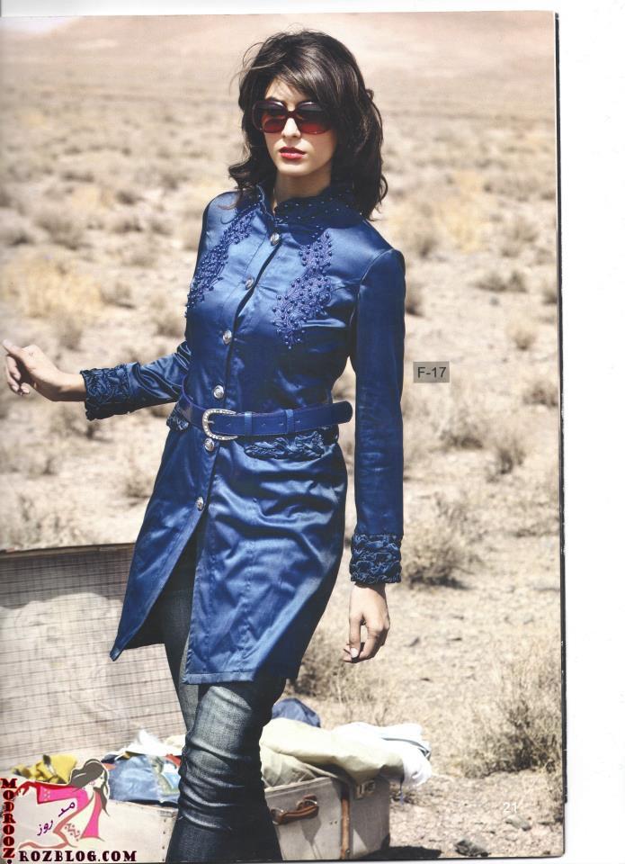 مدل مانتو دخترانه 94