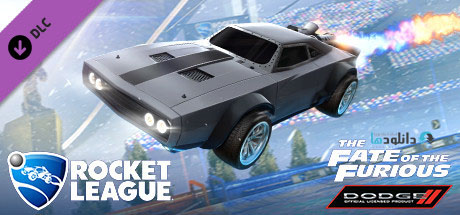 دانلود بازی Rocket League The Fate of the Furious