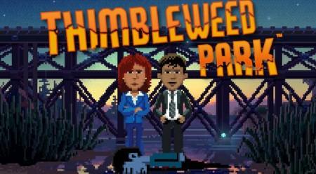 دانلود بازی Thimbleweed Park