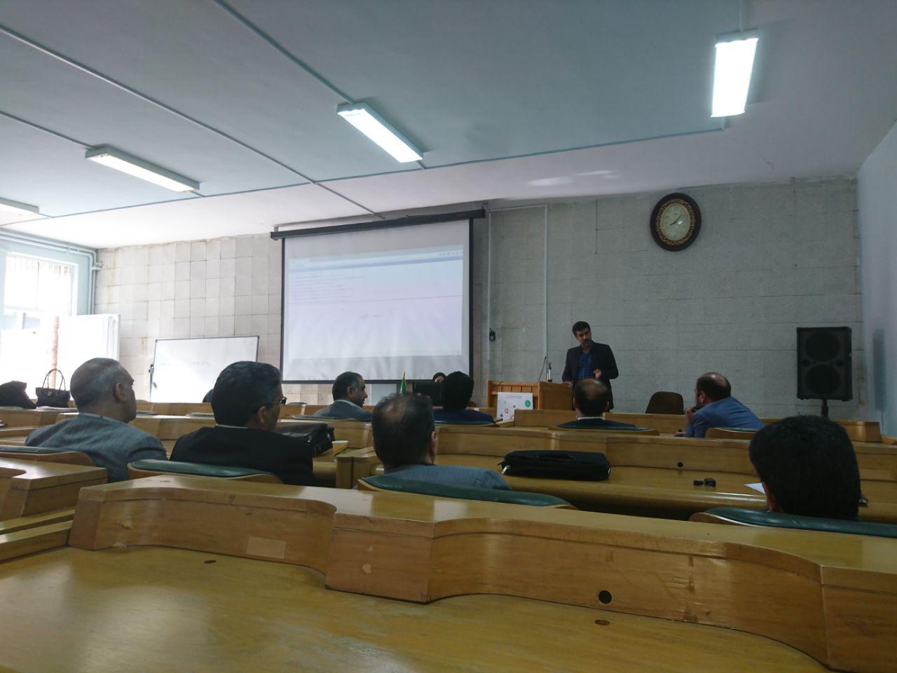 مدیران متوسطه دورهٔ اول در همایش هدایت تحصیلی شرکت کردند.
