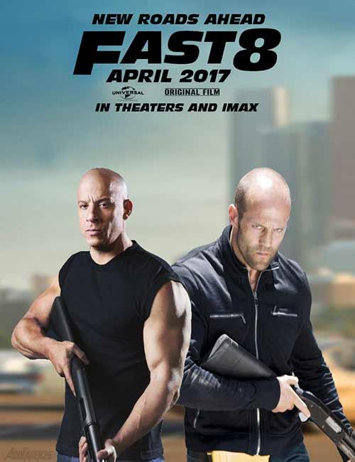 دانلود فیلم The Fast and the Furious 8 2017-سریع و خشن هشت ۲۰۱۷