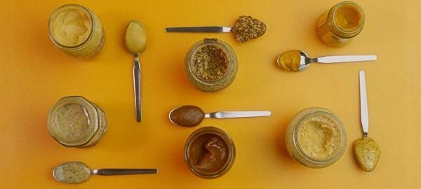 دانههای خردل و خواص آن