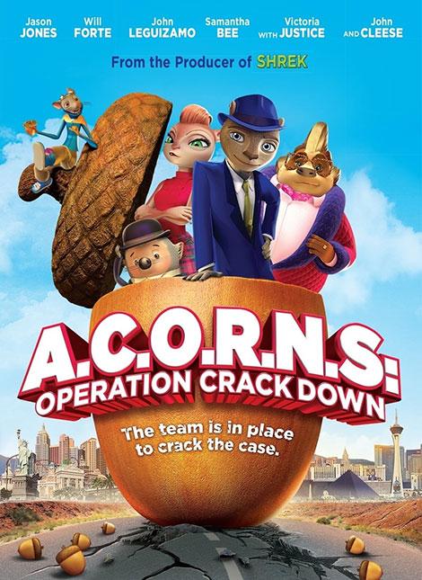 دانلود انیمیشن عملیات سرکوب A.C.O.R.N.S.: Operation Crackdown 2015