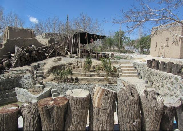 روستای بزم بوانات