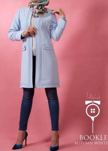 مدل مانتوی دخترانه ۲۰۱۷
