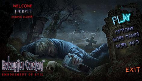 دانلود بازی Redemption Cemetery 10: Embodiment of Evil CE