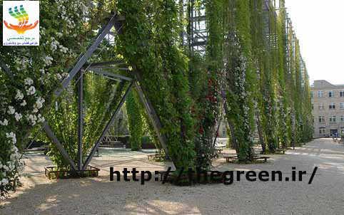 تعریف جامع دیوارهای زیستی، فضای سبز عمودی (VCWV)