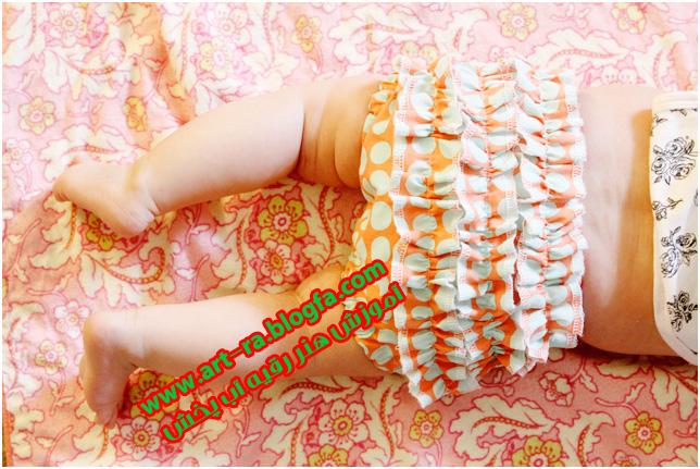 آموزش دوخت شورت کودک