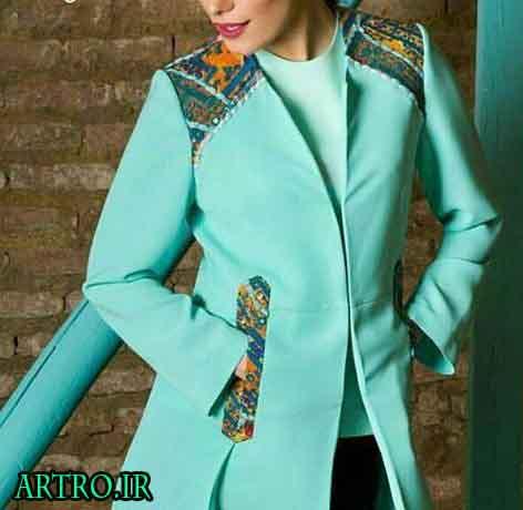 مدل پالتو زنانه 2017