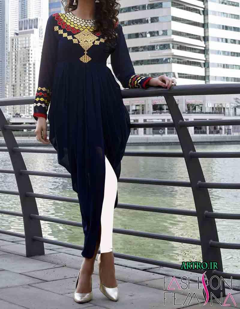 مدل لباس مجلسی زنانه 2017