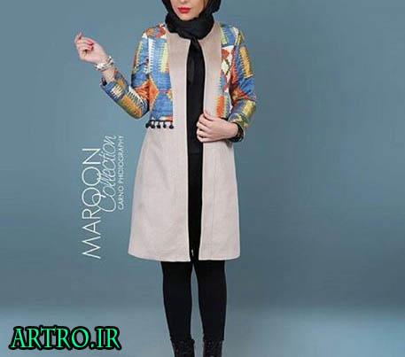 مدل مانتو سنتی ایرانی 96