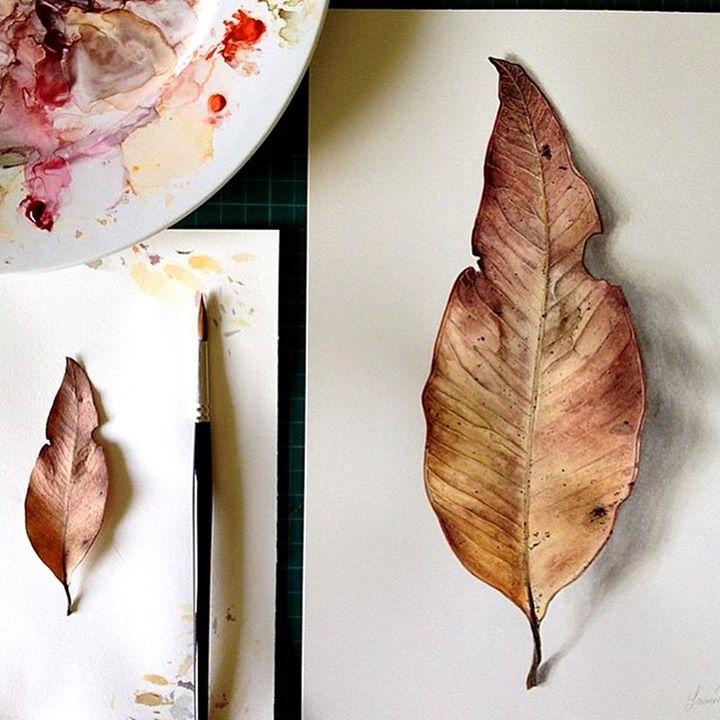 مدل نقاشی مداد رنگی8