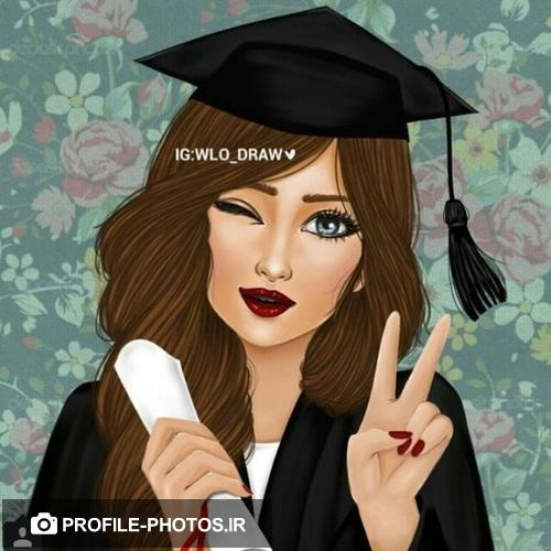 عکس پروفایل دخترونه مخصوص امتحانات جذاب و زیبا شیک و خاص باشید