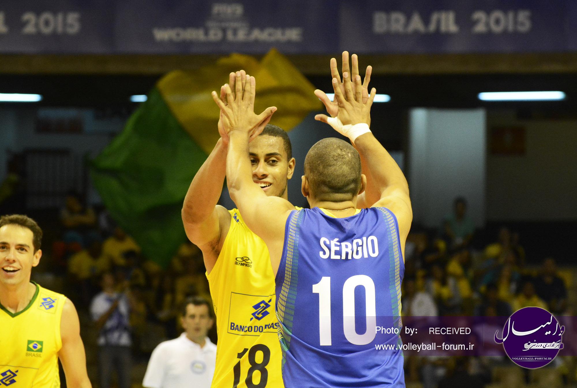 پیروزی دشوار برزیل مقابل صربستان با بازگشت لیبروی افسانه ای اش