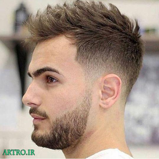 مدل موی مردانه و پسرانه 2017