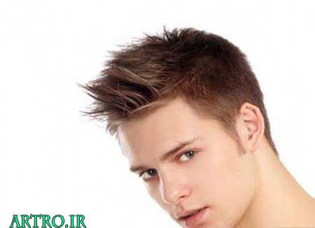 مدل موی مردانه پسرانه,