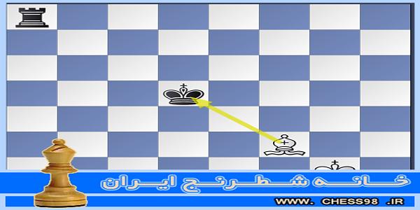آموزش اختصاصی حمله پیکانی در شطرنج