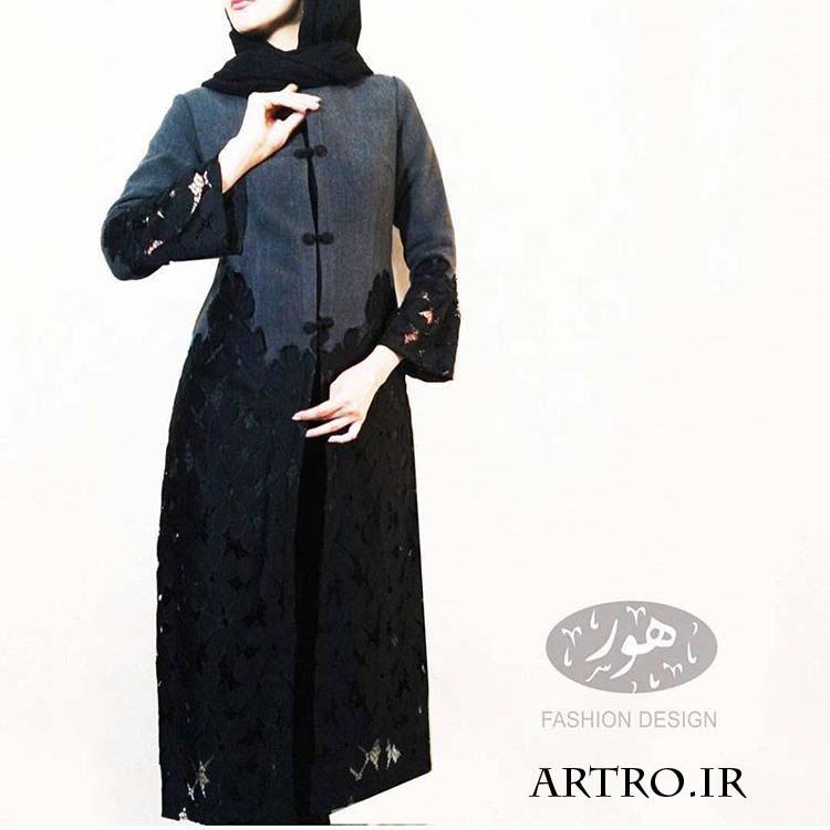 مدل مانتو دخترانه عید96,