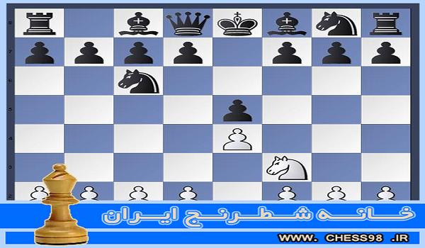 مقدمه ای بر شروع اسپانیایی | خانه شطرنج
