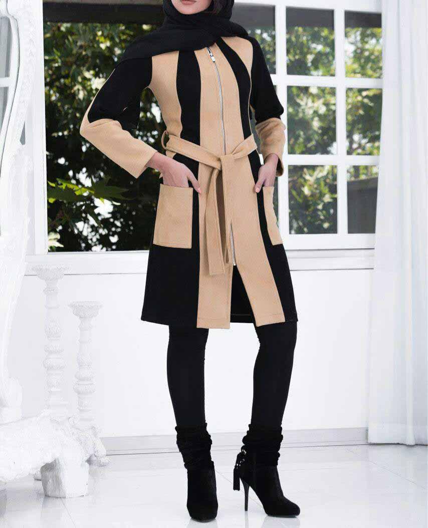مدل پالتو شیک دخترانه96