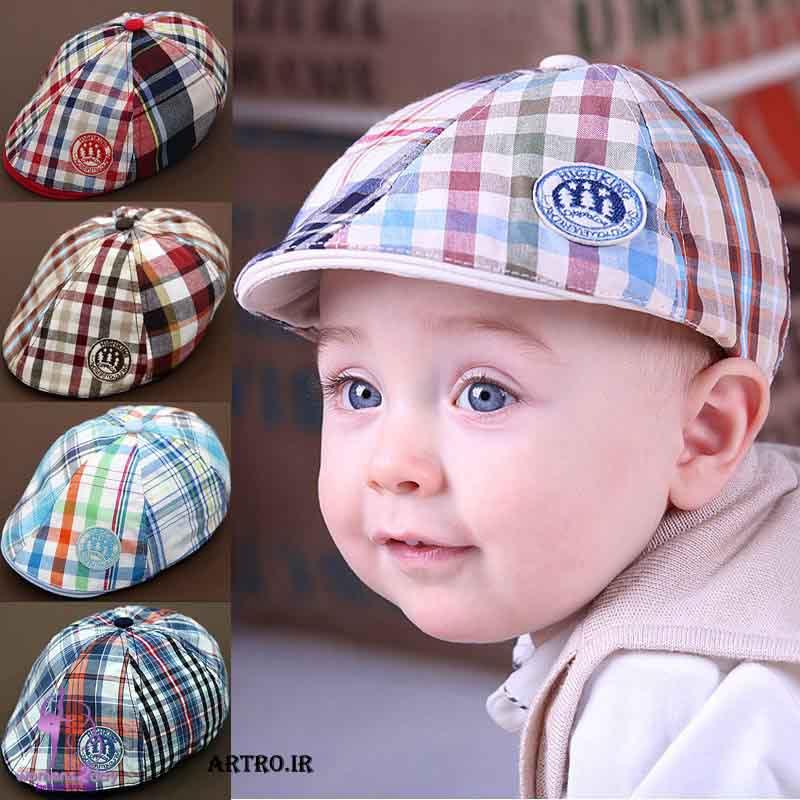 مدل کلاه تابستانه بچه گانه 2017