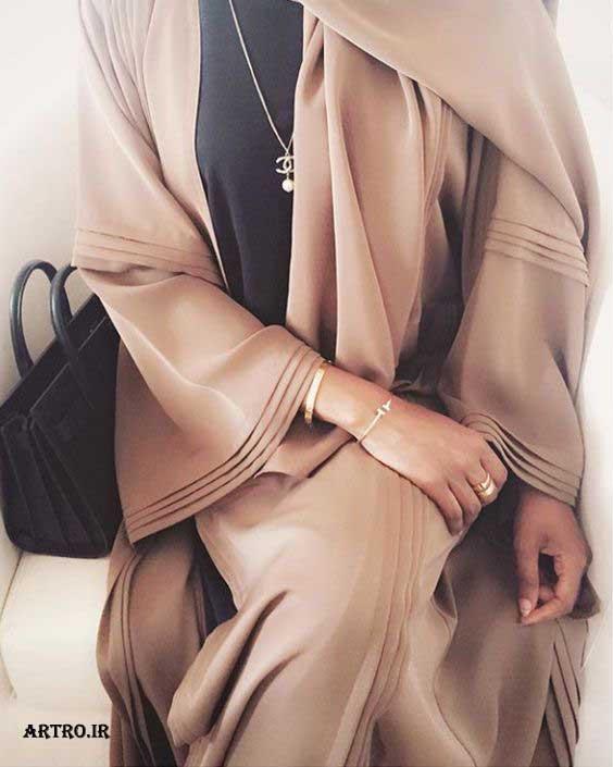 مدل عبایات عربی,