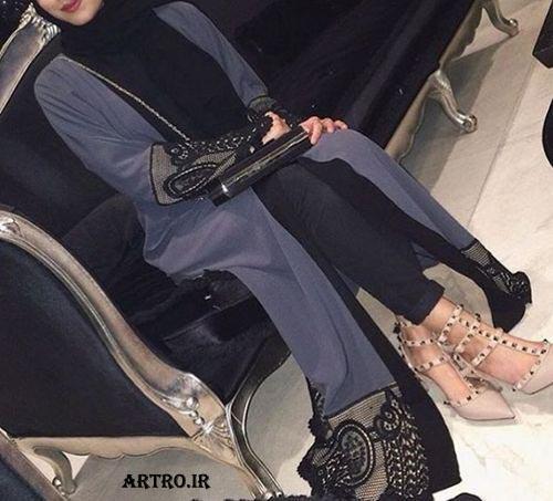 مدل عبای شیک زنانه 2017