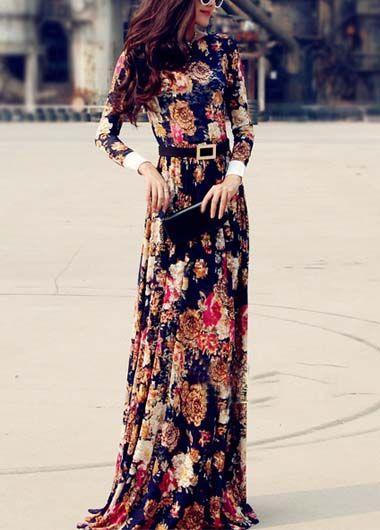 مدل لباس مجلسی حریر طرح دار