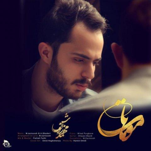 دانلود آهنگ جدید محمد زرنوش به نام موهات