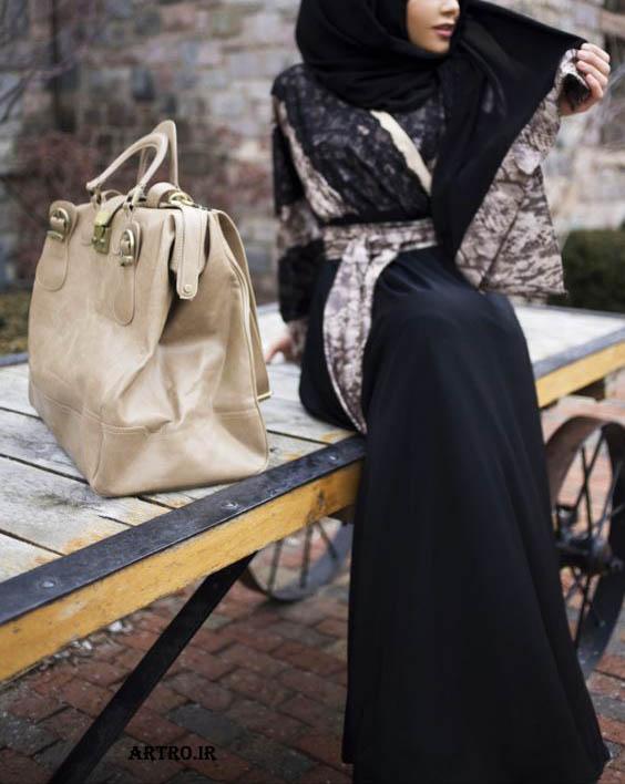 مدل عبای عربی مجلسی شیک2017