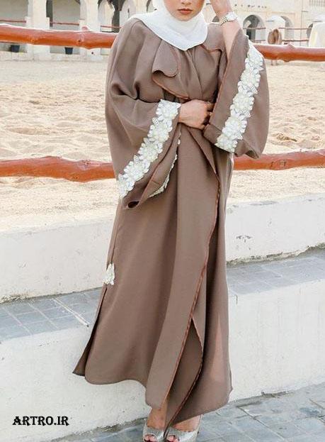 مدل عبای شیک عربی,