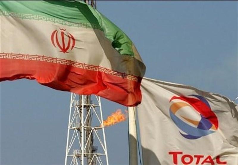 امضا قرار داد ۵ میلیارد دلاری ایران با توتال