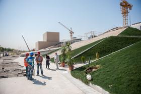 احداث 8 سینما و یک سالن تئاتر در باغ کتاب تهران