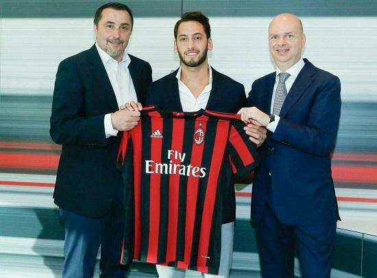 میلان؛ 6 خرید مفید فقط با 125 میلیون یورو!