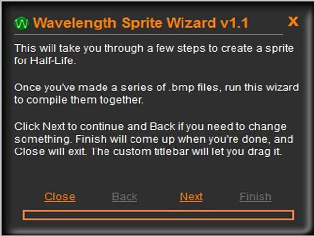 دانلود نرم افزار Sprite Wizard برای کانتر استریک 1.6