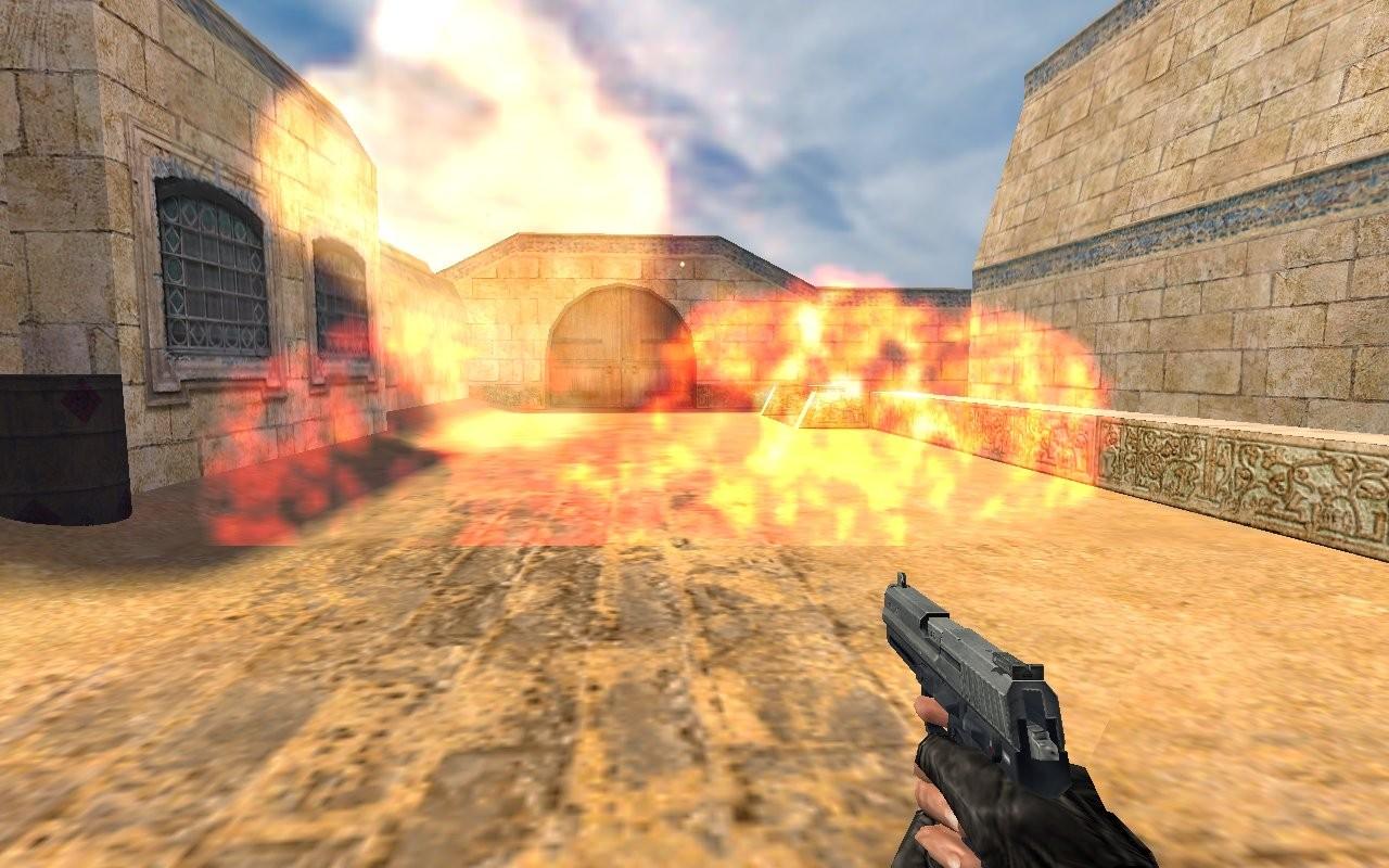 دانلود اسپرایت Explosion Effects | New Grenade Explosion برای سی اس 1.6