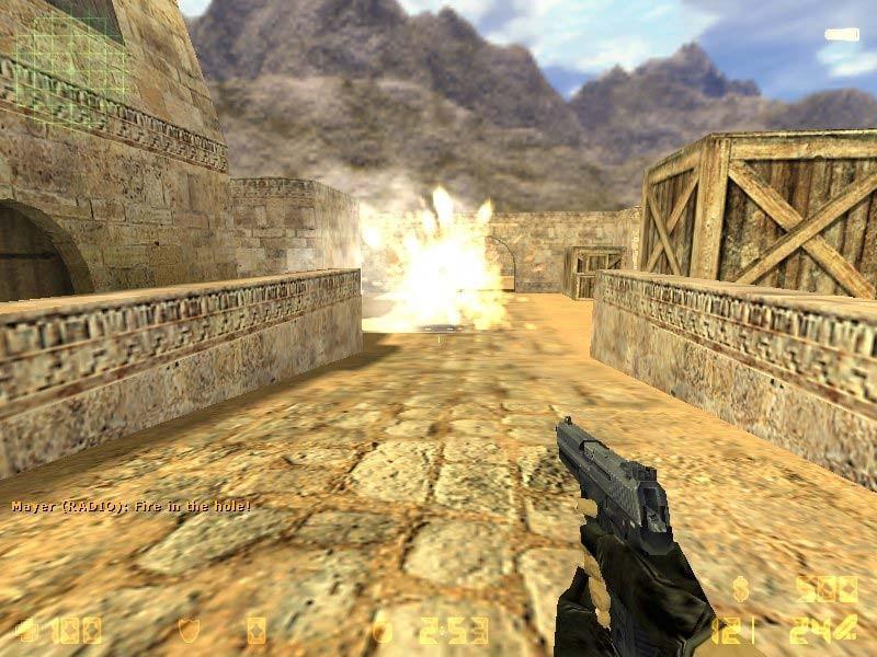 دانلود اسپرایت Explosion Effects | VK Smoke HE برای سی اس 1.6