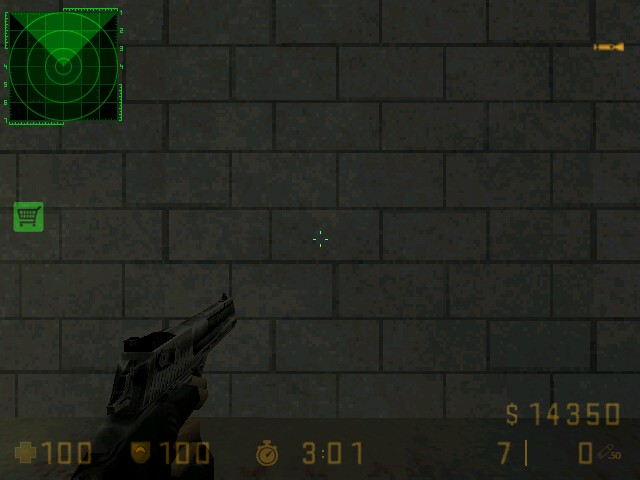 دانلود اسپرایت Radar | Mexel برای سی اس 1.6