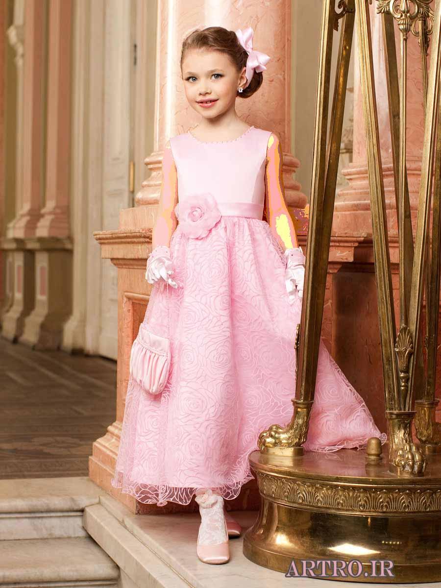 مدل لباس مجلسی دختربچه 2017-2018