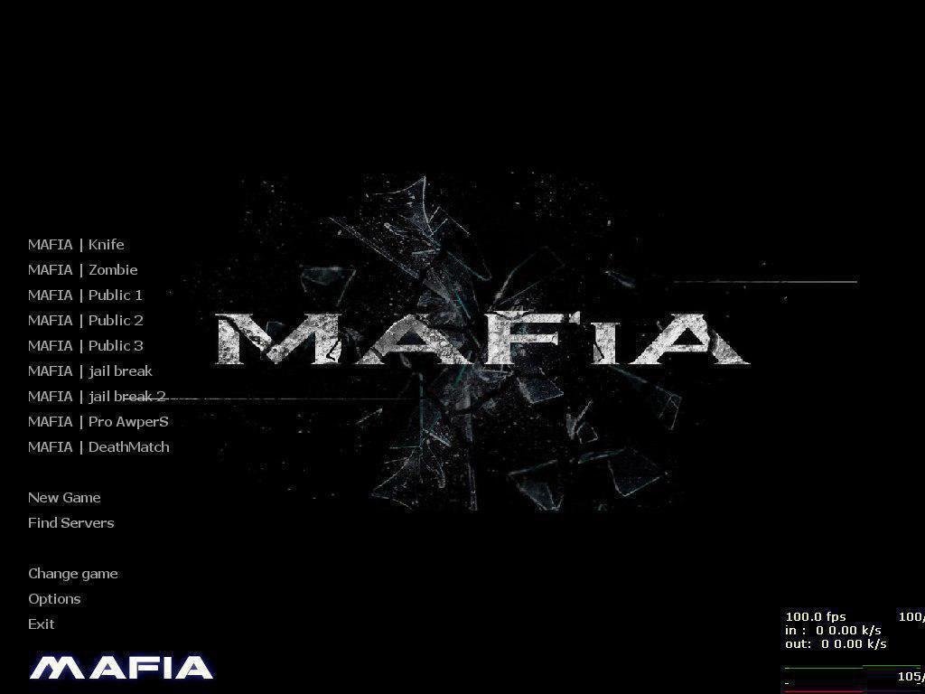 دانلود بازی کانتر استریک 1.6 نسخه مافیاگیم