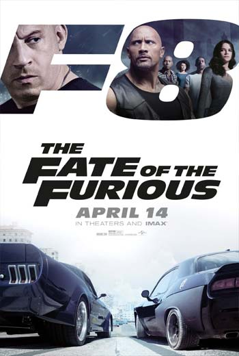 دانلود فیلم سریع و خشن ۲۰۱۷ Fast and Furious 8