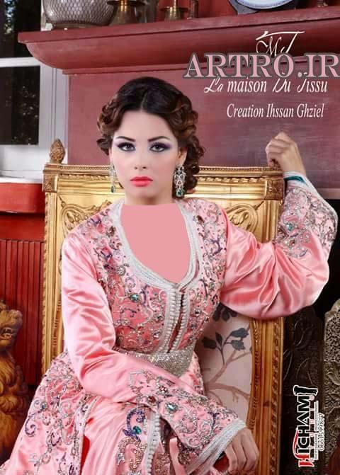 عکس زیباترین مدل لباس مراکشی
