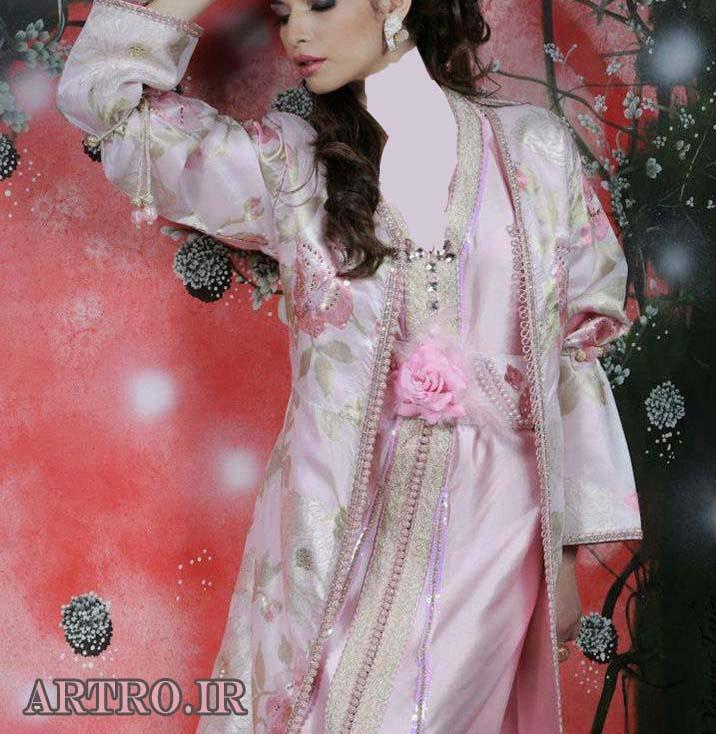 جدیدترین مدل لباس مراکشی,