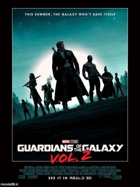دانلود فیلم نگهبانان کهکشان Guardians of the Galaxy 2 2017