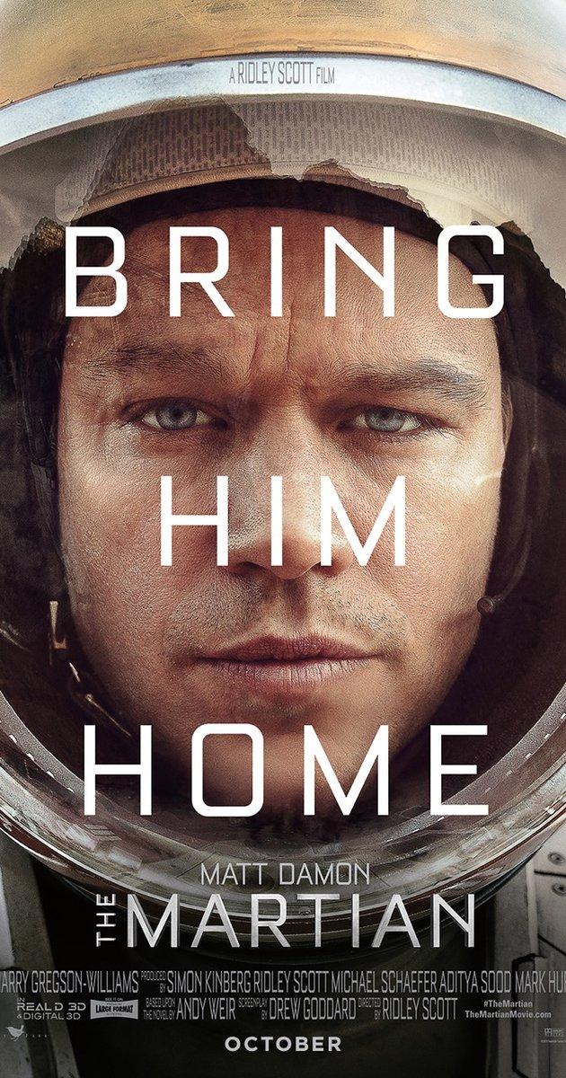 سینمایی Martian 2015
