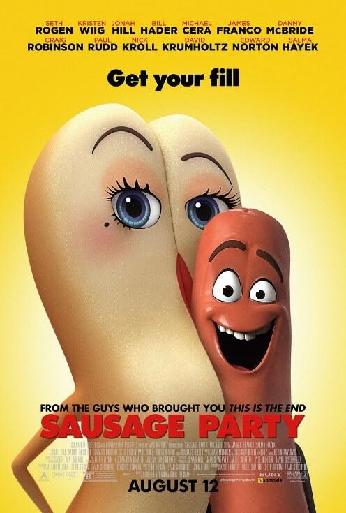 دانلود انیمیشن Sausage Party 2016
